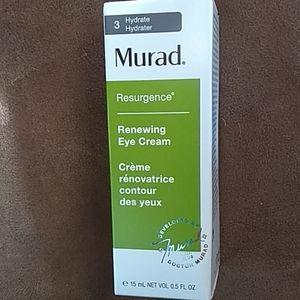 New! Murad Renewing Eye Cream
